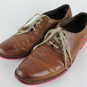 Cole Haan Dress Shoes 10 M Oxford Plain Toe